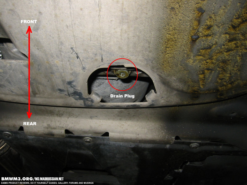 Tried changing oil, got stuck on step 1! - BMW M3 Forum com